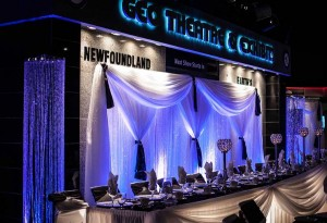 The GEO CENTRE offers you St. John's finest wedding reception hall.
