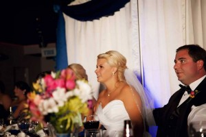 The Johnson Geo Centre makes your wedding reception even more perfect!