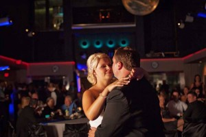 Magic moments are everywhere when you rent your St. John's wedding hall at the Johnson Geo Centre.