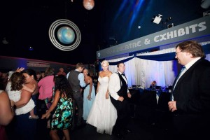 Weddings at the GEO CENTRE are out of this world!