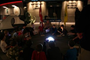 Overnight adventures at the GEO CENTRE can be a highlight of your Scouting and Guiding programs.