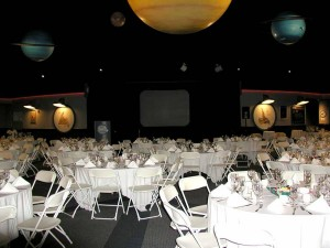 Book your next special event at the Johnson GEO CENTRE