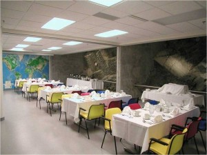 Room for an office party or meeting in downtown St. John's