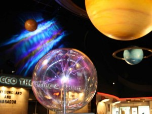Geology, science, and curiosity come together in wonderful ways at the Johnson GEO CENTRE.
