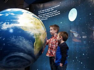 Boys meet World... and a whole lot more at the Johnson GEO CENTRE!
