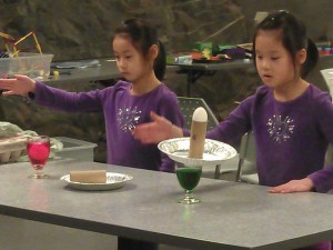 You'll find eggstra fun at the Johnson GEO CENTRE's Easter Camps!