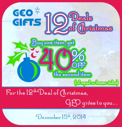 12 Deals of Christmas - 12th