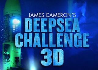 See James Cameron's Deepsea Challenge 3D at the GEO CENTRE!