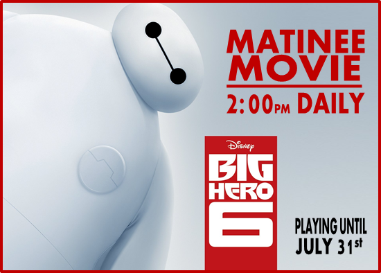 Big Hero 6 Feature