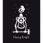 Happy Knight logo
