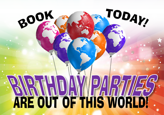 Feature: Birthday Parties