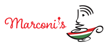 Marconi's Logo Clear