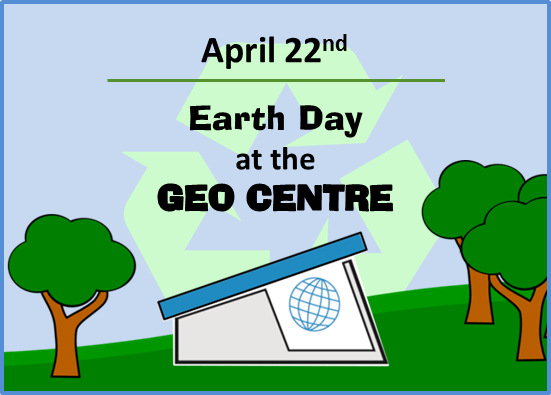 Earth Day at GEO