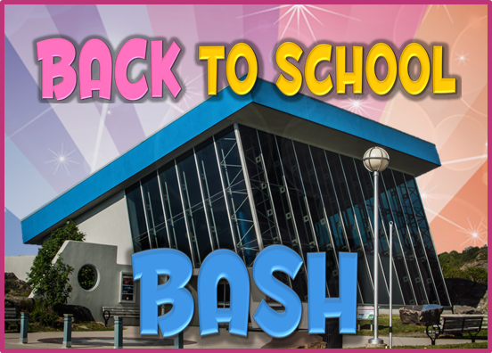 Back to School Bash Feature