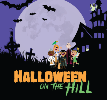 Halloween on the Hill 2017 Square