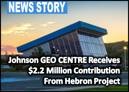 Hebron Funding Announcement